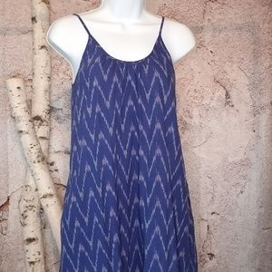 Madewell dress with pockets in xxs size